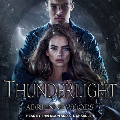 Thunderlight Audiobook, by Adrienne Woods