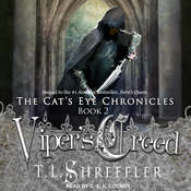 Vipers Creed Audiobook, by T. L. Shreffler