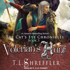 Volcrians Hunt Audiobook, by T. L. Shreffler