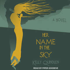 Her Name in the Sky Audiobook, by Kelly Quindlen