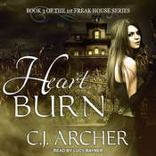 Heart Burn Audiobook, by C. J. Archer