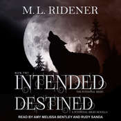 Intended and Destined Audiobook, by M.L. Ridener