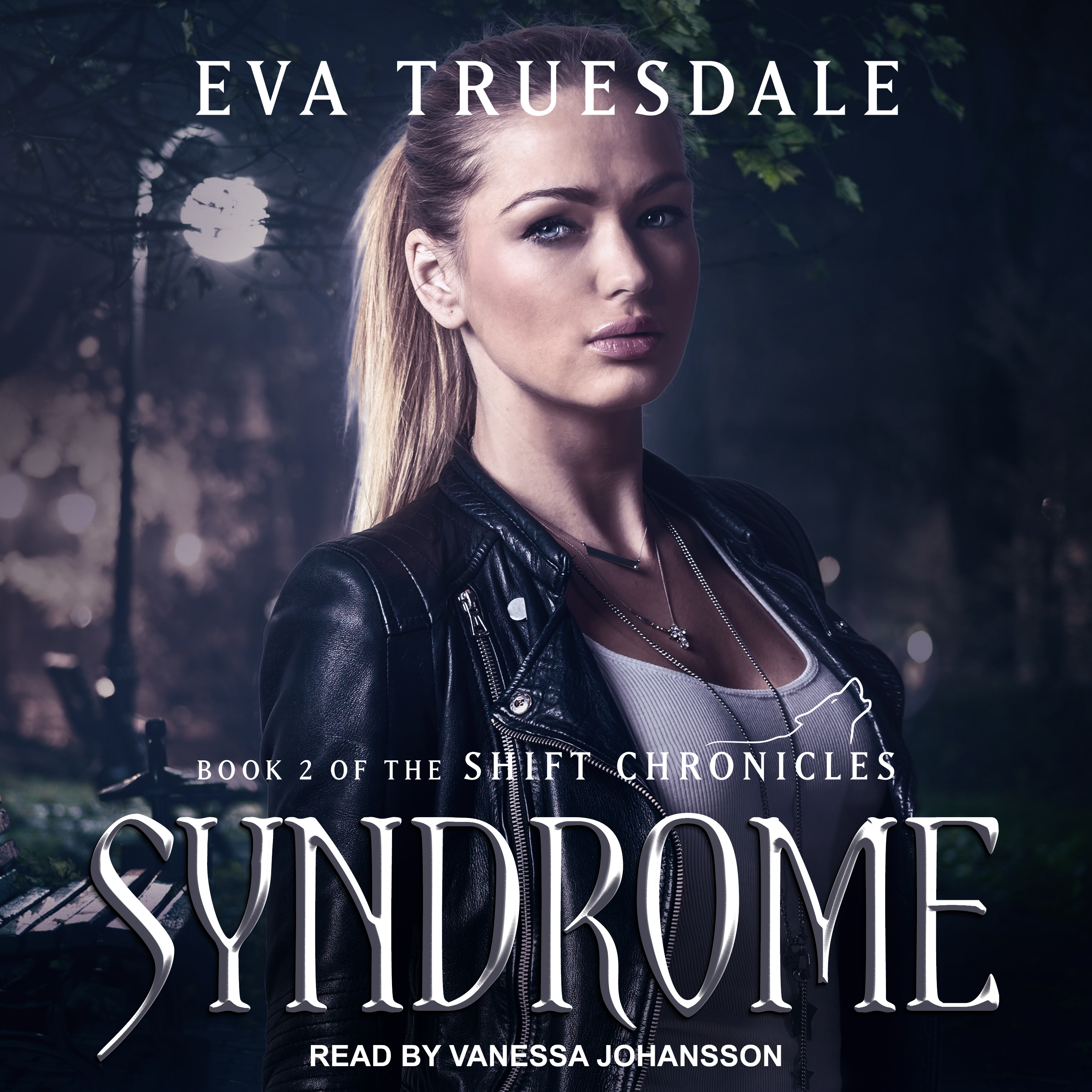 Printable Syndrome Audiobook Cover Art