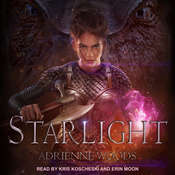 Starlight Audiobook, by Adrienne Woods
