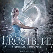 Frostbite Audiobook, by Adrienne Woods