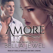 Amore Part 1 Audiobook, by Bella Jewel