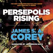 Persepolis Rising Audiobook, by James S. A. Corey|