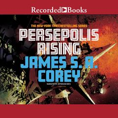 Persepolis Rising Audiobook, by James S. A. Corey