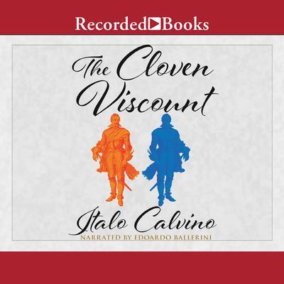 The Cloven Viscount Audiobook, by Italo Calvino