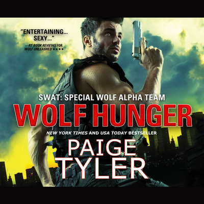 Wolf Hunger Audiobook, by Paige Tyler