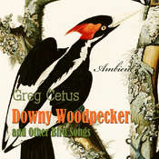 Downy Woodpecker and Other Bird Songs: Nature Sounds for Awakening Audiobook, by Greg Cetus