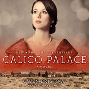 Calico Palace Audiobook, by Gwen Bristow