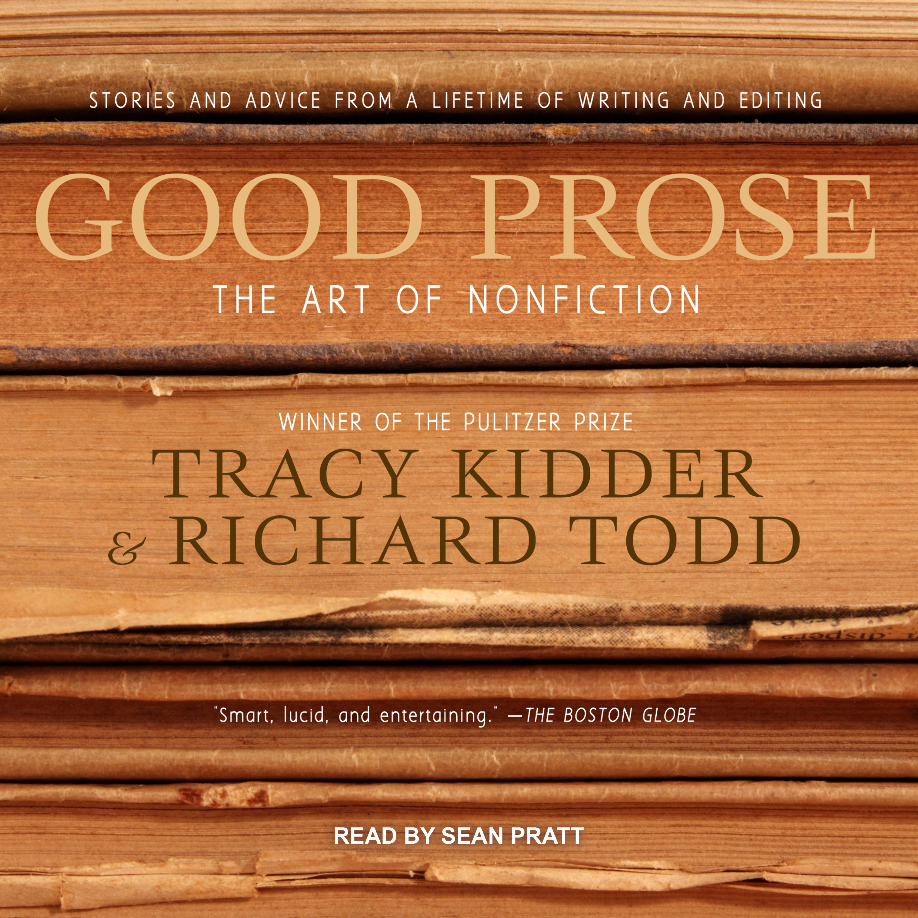 Printable Good Prose: The Art of Nonfiction Audiobook Cover Art
