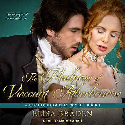 The Madness of Viscount Atherbourne Audiobook, by