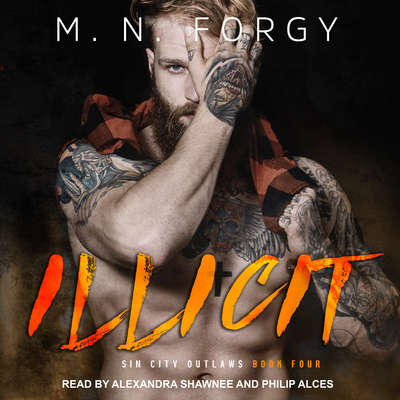 Illicit Audiobook, by M. N. Forgy