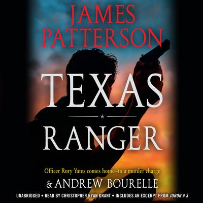 Texas Ranger Audiobook, by James Patterson
