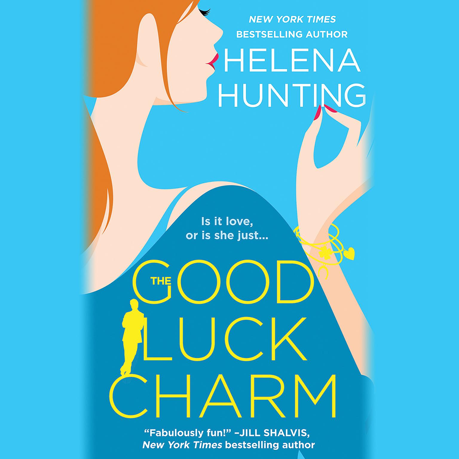 The Good Luck Charm Audiobook, by Helena Hunting