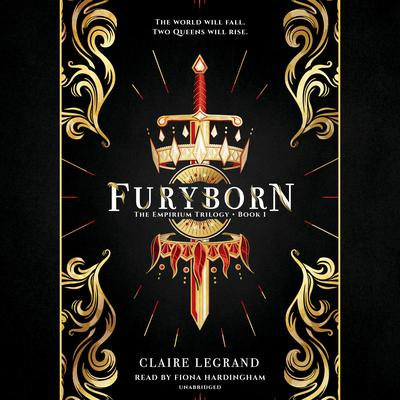 Furyborn Audiobook, by Claire Legrand