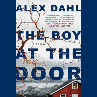 The Boy at the Door Audiobook, by Alex Dahl