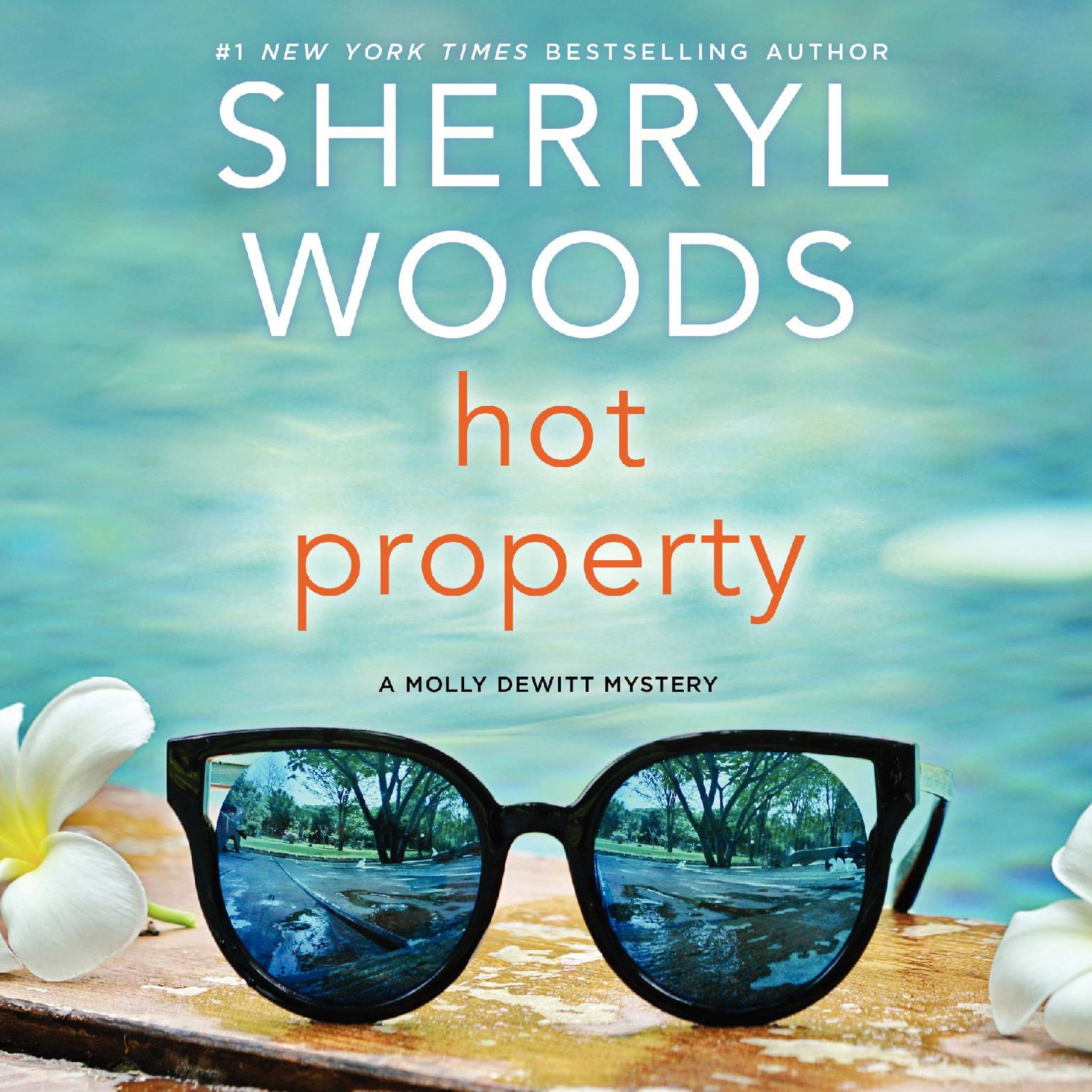 Printable Hot Property Audiobook Cover Art