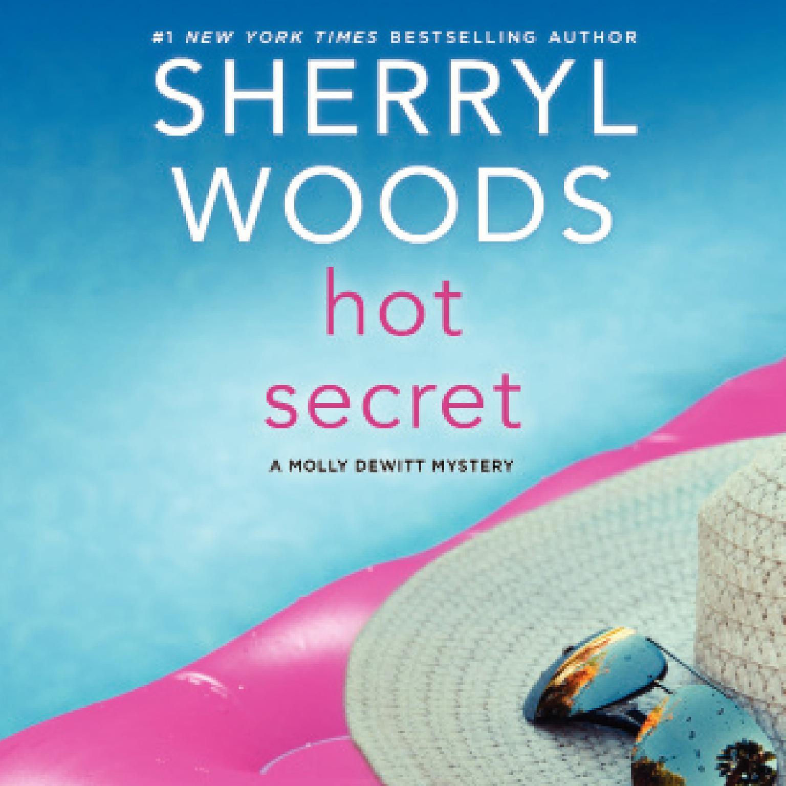 Printable Hot Secret Audiobook Cover Art