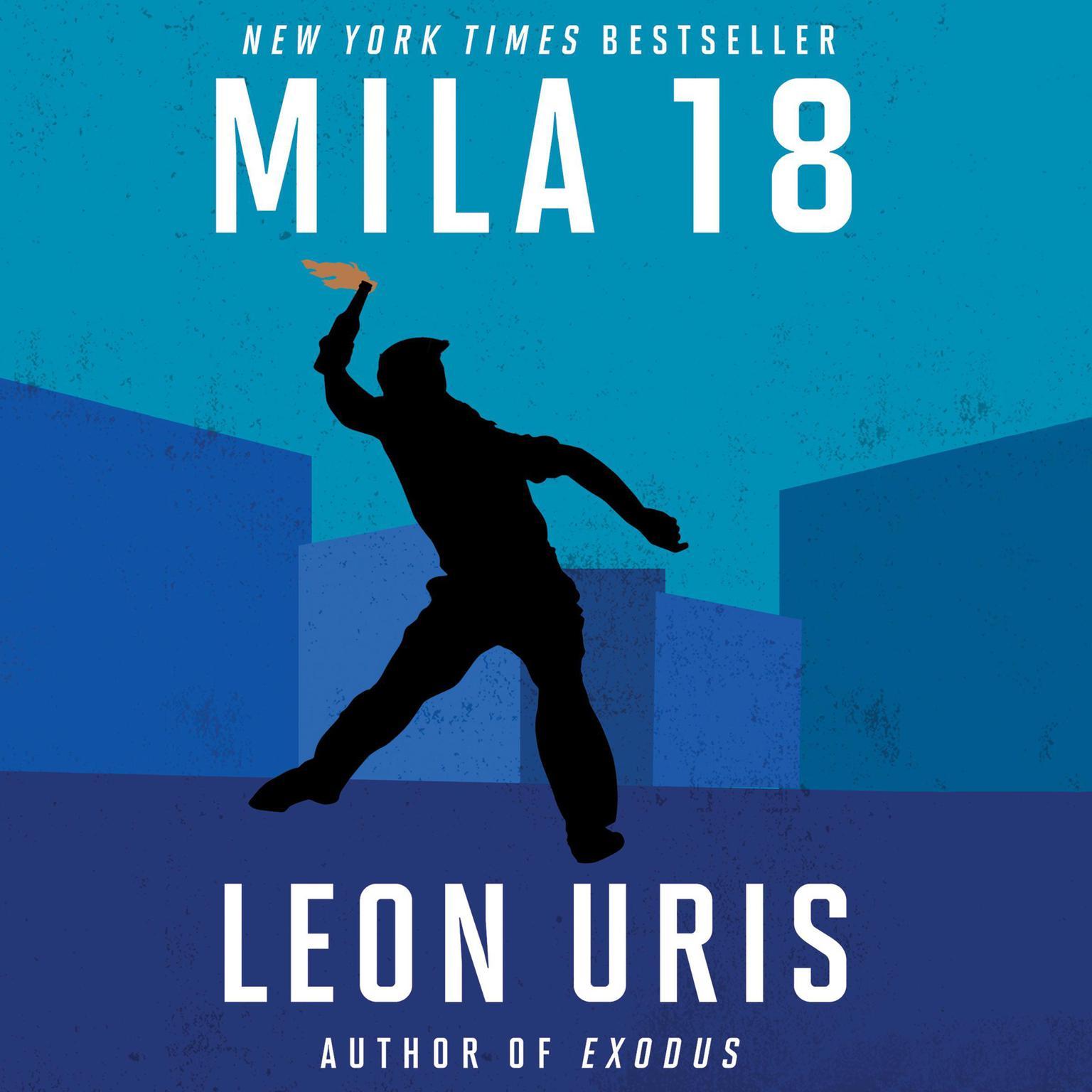 Printable Mila 18 Audiobook Cover Art