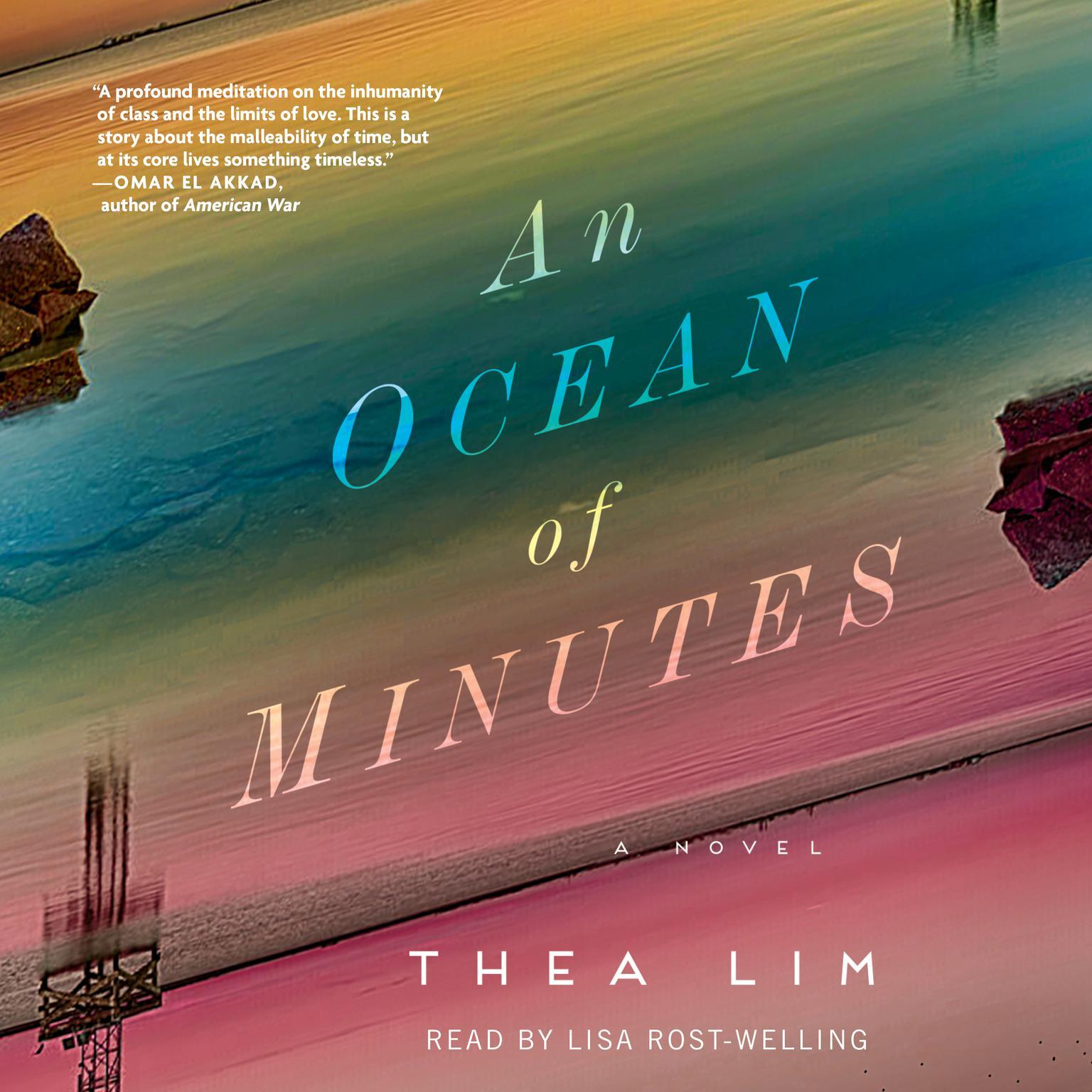 Printable An Ocean of Minutes: A Novel Audiobook Cover Art