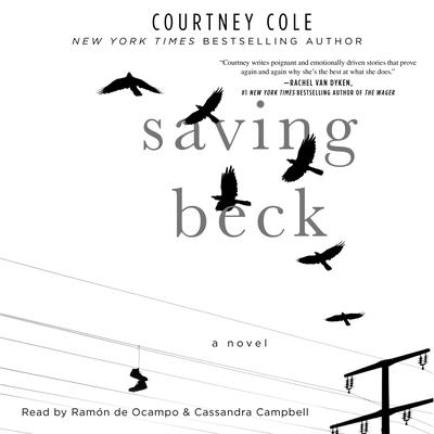 Saving Beck Audiobook, by Courtney Cole