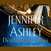 Death Below Stairs Audiobook, by Jennifer Ashley