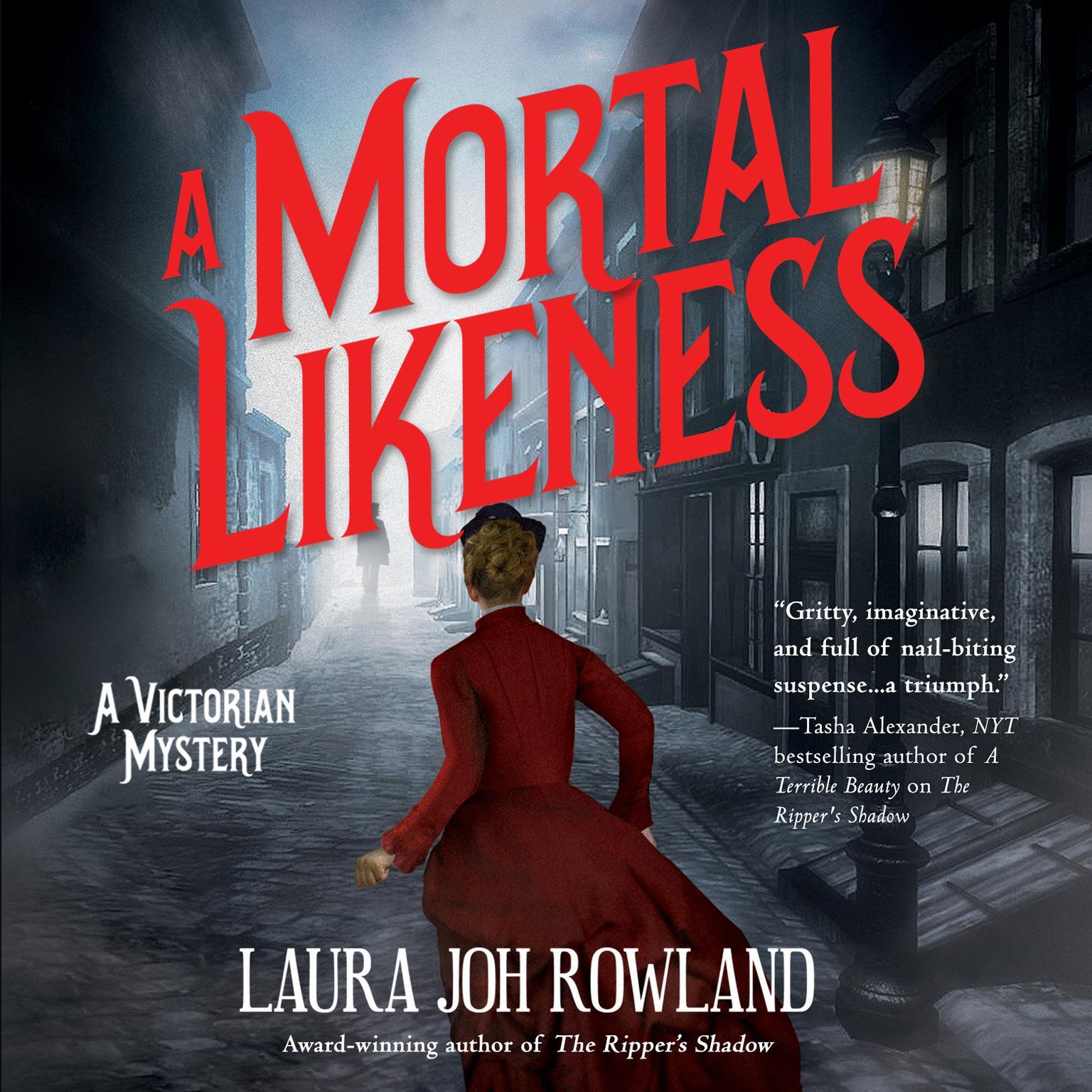A Mortal Likeness Audiobook, by Laura Joh Rowland