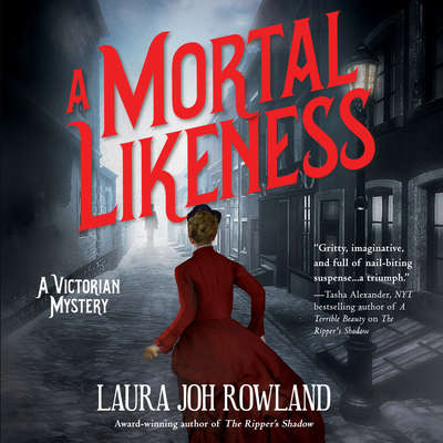 A Mortal Likeness Audiobook, by Laura Joh Rowland