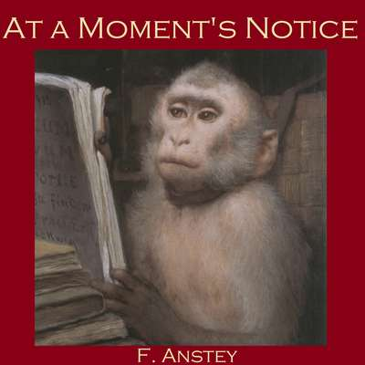 At a Moments Notice Audiobook, by F. Anstey