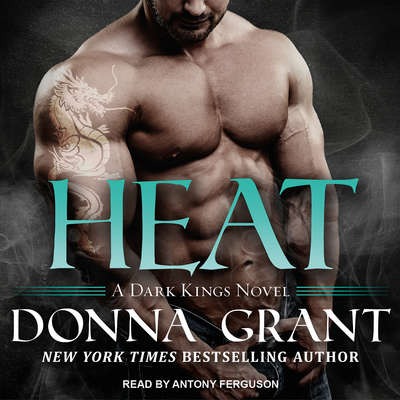 Heat: A Dragon Romance Audiobook, by Donna Grant