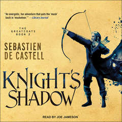 Knights Shadow Audiobook, by Sebastien de Castell