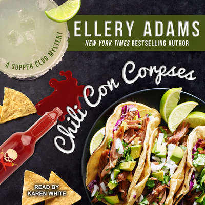 Chili Con Corpses Audiobook, by Ellery Adams