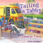 Tailing a Tabby Audiobook, by Laurie Cass