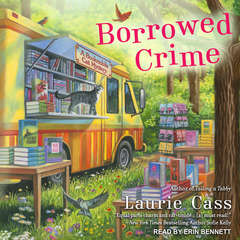 Borrowed Crime Audiobook, by Laurie Cass