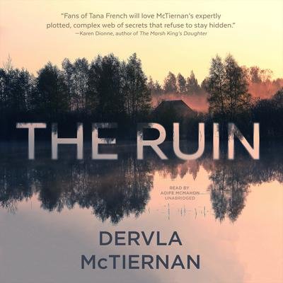 The Ruin Audiobook, by Dervla McTiernan