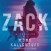 Zack: A Thriller Audiobook, by Mons Kallentoft