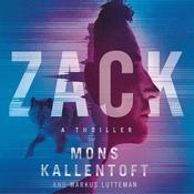 Zack: A Thriller Audiobook, by Mons Kallentoft