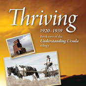 Thriving: 1920-1939 Audiobook, by Corinne Jeffery