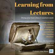 Learning from Lectures: For Success at College and University Audiobook, by Professor Aidan Moran