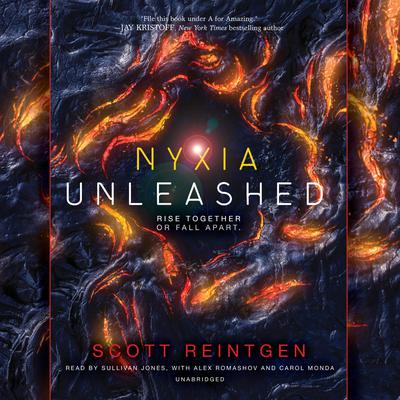 Nyxia Unleashed Audiobook, by Scott Reintgen