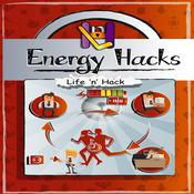 Energy Hacks: 15 Simple Practical Hacks to Fight Fatigue and Get More Energy All Day Audiobook, by Life 'n' Hack