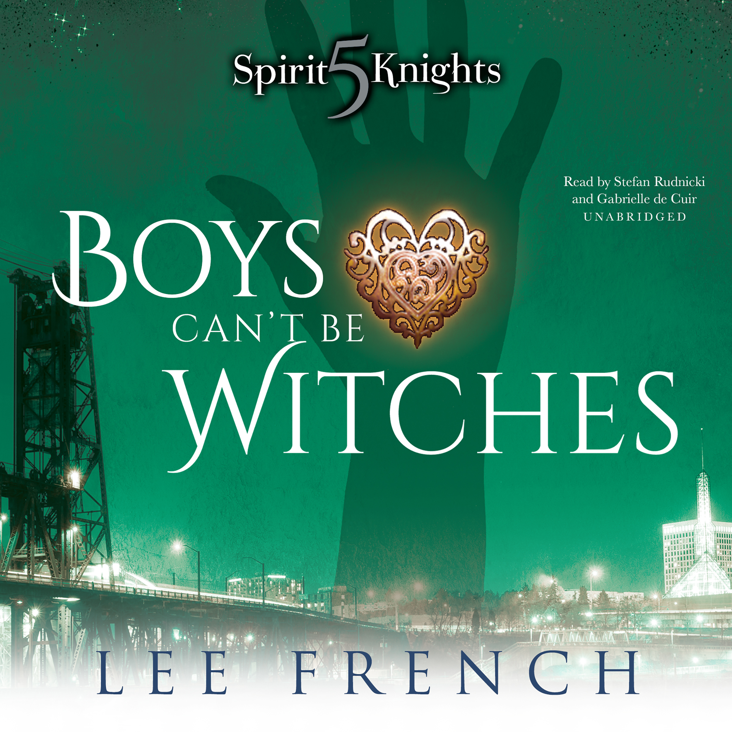 Printable Boys Can't Be Witches Audiobook Cover Art