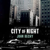 City of Night Audiobook, by John Rechy