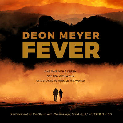 Fever Audiobook, by Deon Meyer