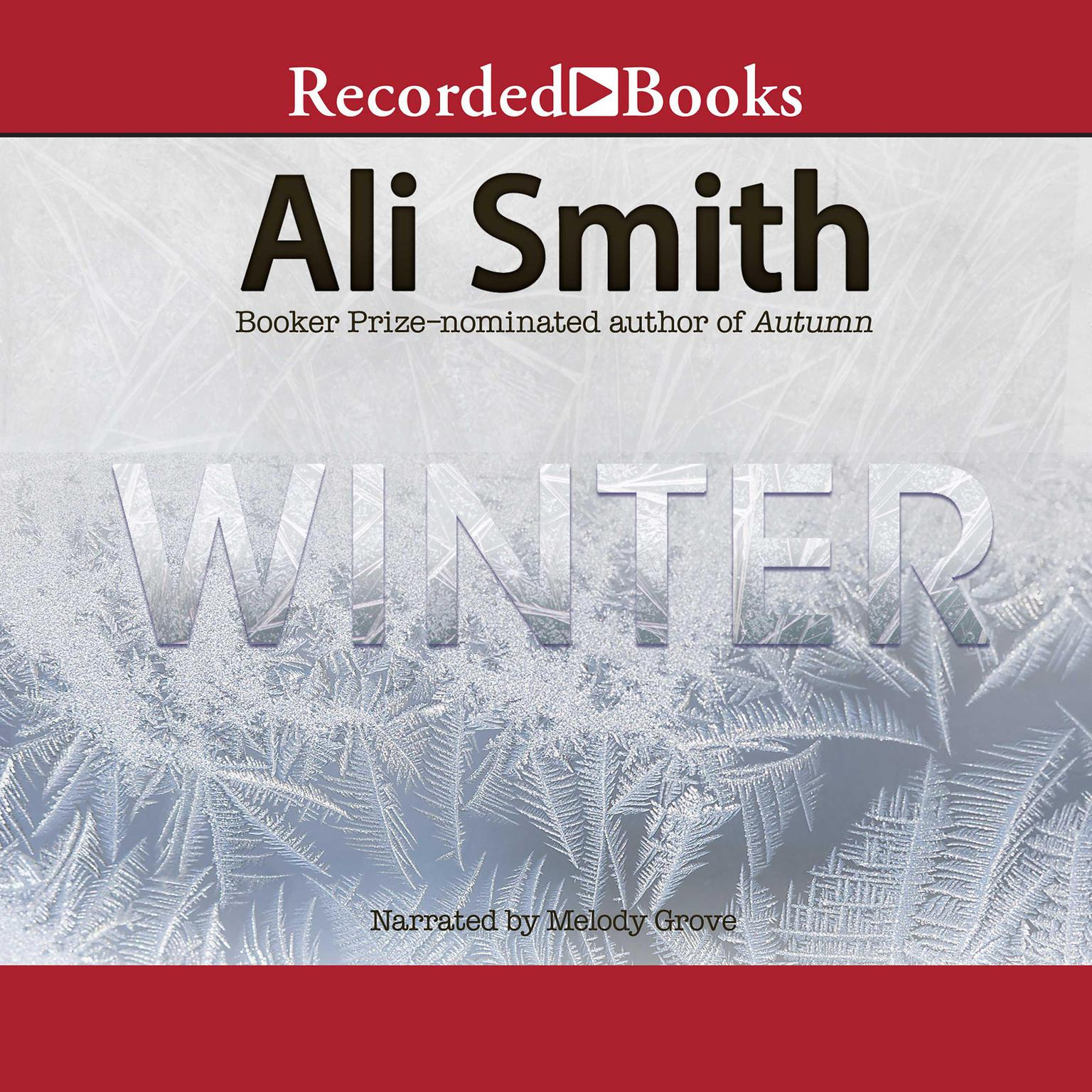 Printable Winter: A Novel Audiobook Cover Art