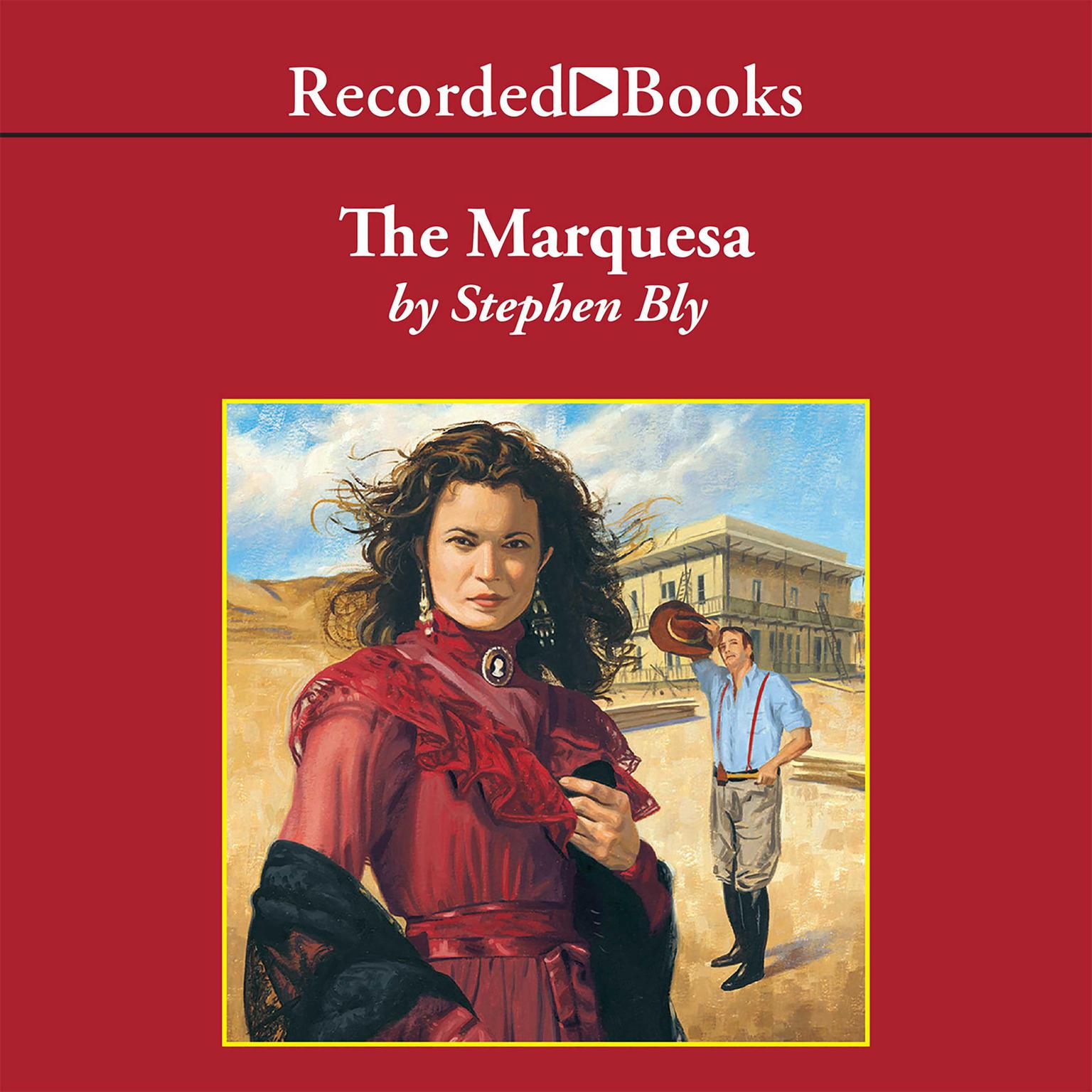 Printable The Marquesa Audiobook Cover Art
