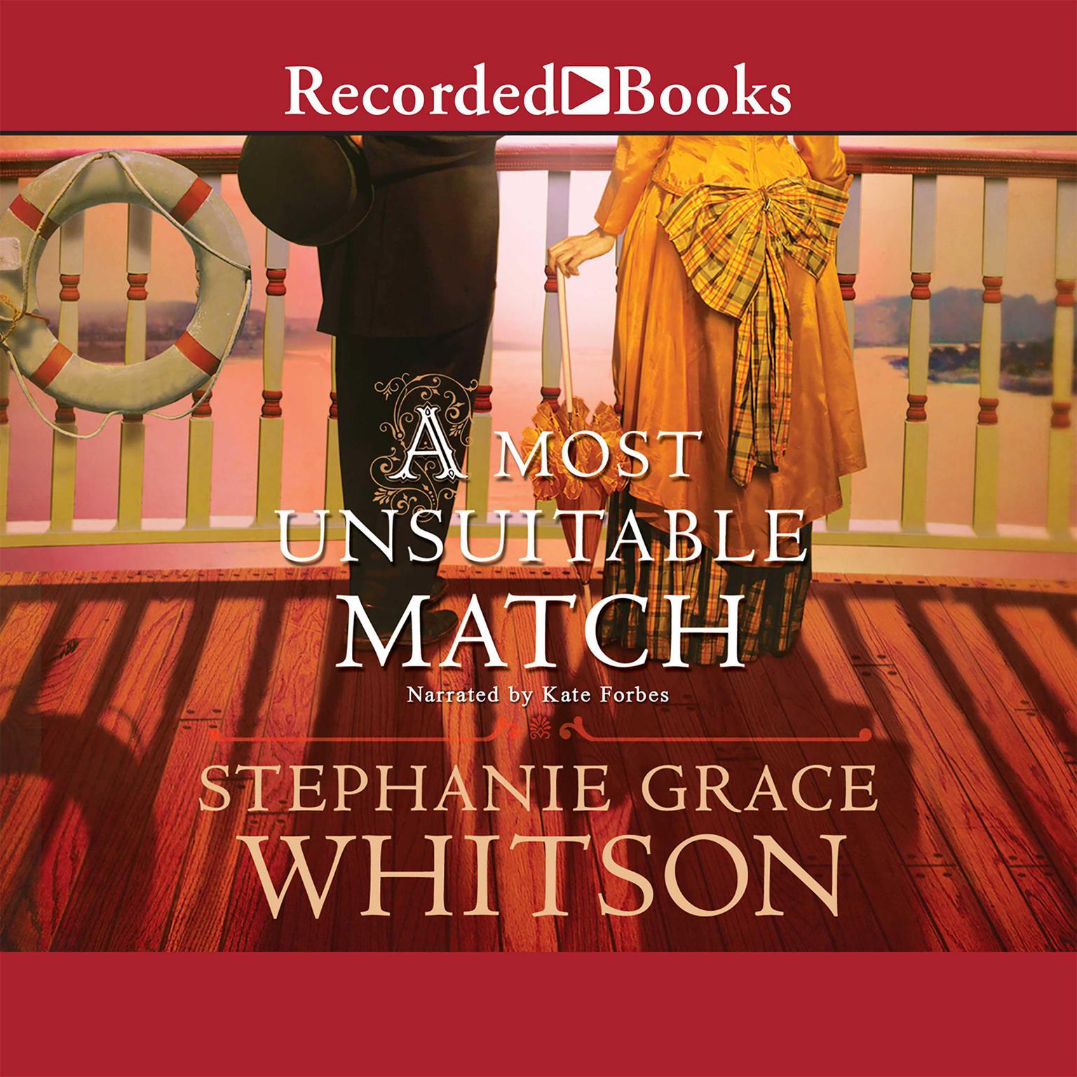 Printable A Most Unsuitable Match Audiobook Cover Art